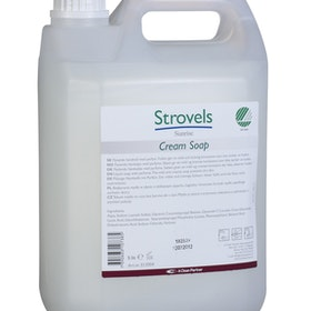 Strovels Sunrise Cream Soap 3 x 5 liter