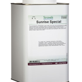 Strovels Sunrise Special 4 x 5 liter