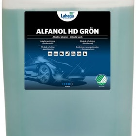 Alfanol HD Grön 5 liter
