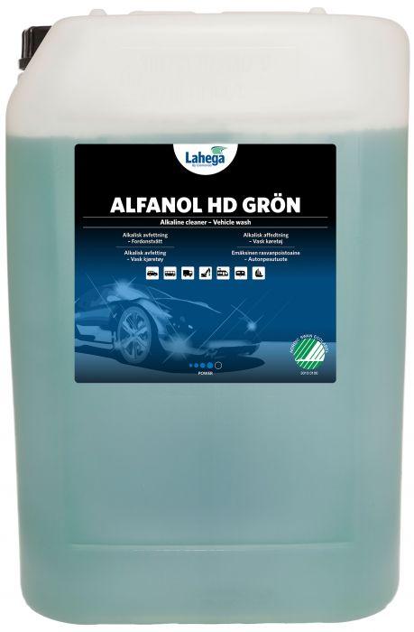 Alfanol HD Grön 10 liter