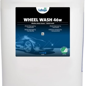 Wheel Wash 46w - 25 liter Svanenmärkt