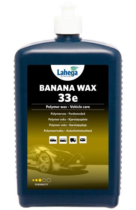 Banana Wax 33e - 1 liter