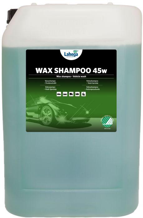 Wax Schampoo 45w - 5 l