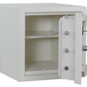 Stöldskyddsskåp EN 14450 S2, 455x455x500 mm, P60