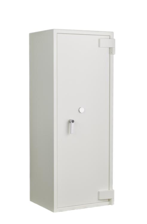 Stöldskyddskåp EN 14450, S2, 1400x610x520 mm, P60