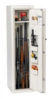 Vapenskåp SSF3492, 1500x400x425 mm