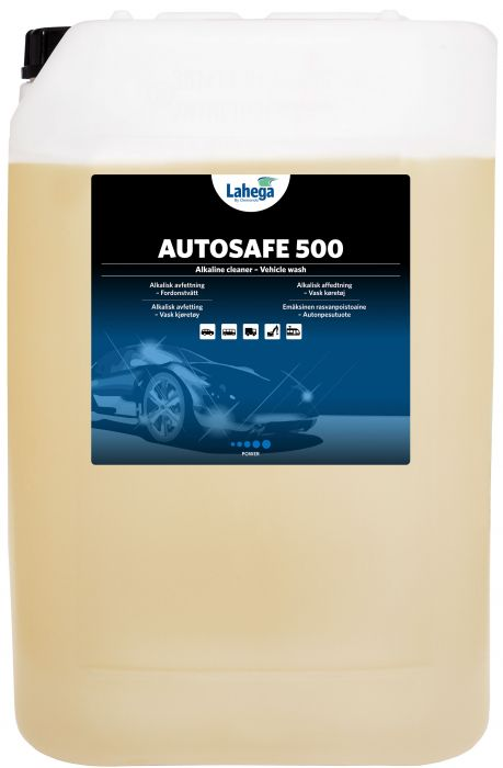 Autosafe 500 - 205 liters plastfat