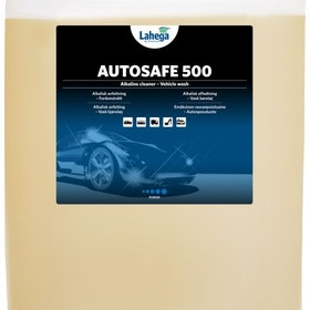 Autosafe 500 - 205 liters plastfat
