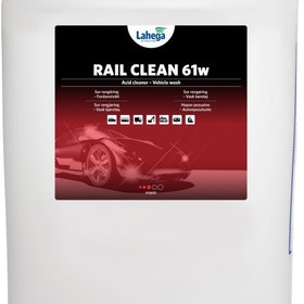 Rail Clean 61 w - 5 liter