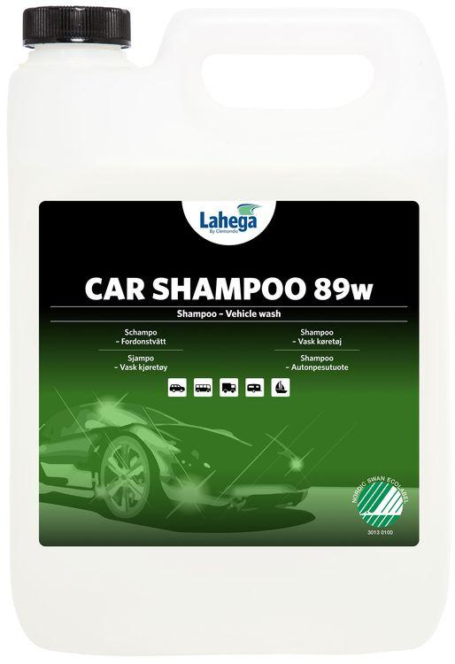 Car Schampoo 89w -5 liter