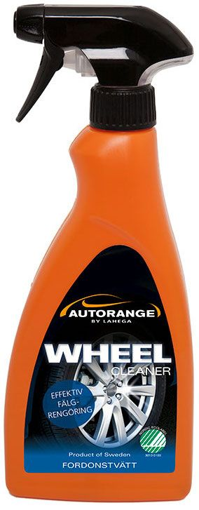Autorange Wheel Cleaner