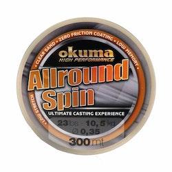 D-Okuma Allround Spin 300m