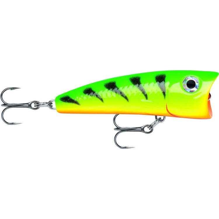 Rapala ULP-4 wobbler (ultra light pop)