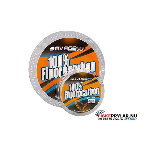 100% Fluoro Carbon 0.70mm 20m 50lbs 22.7kg