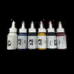 Färg för gummibete 45ml