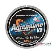 SG Adrenaline HD4 0,16mm 120m