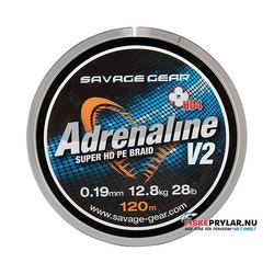 SG Adrenaline HD4 0,16mm 120m