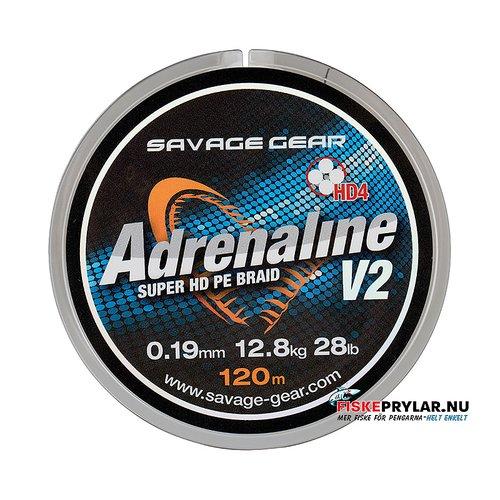 SG Adrenaline HD4 0,13mm 120m
