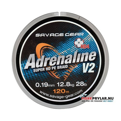 SG Adrenaline HD4 0,22mm 120m