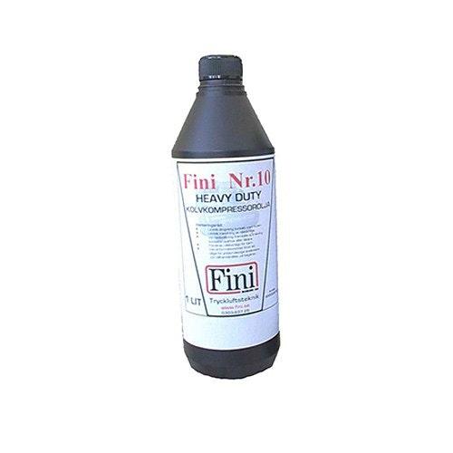 FINI Nr 10 kompressorolja (1 liter)