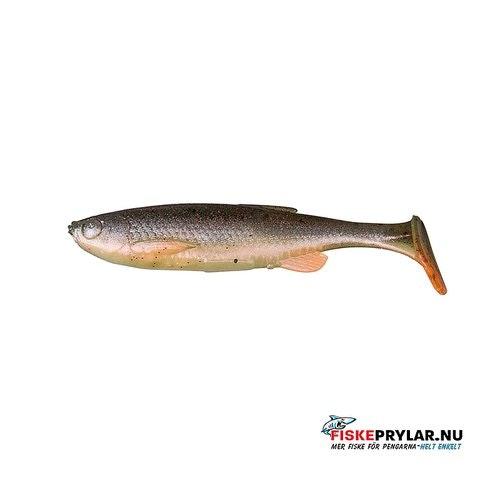 3D Fat Minnow T-Tail 7,5cm 5g (10 st)