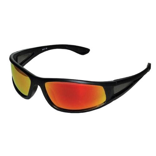 Fiskeglasögon UV400 Röd