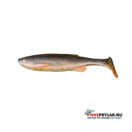 3D Fat Minnow T-Tail 13cm 20g Brun