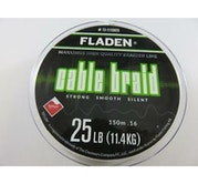 Maxximus Cable braid black 0,16mm 11,4kg