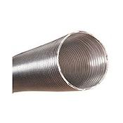 Aluminium kanal 160mm/3m