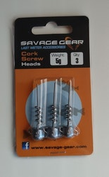 SG CORK SCREW HEADS 5G