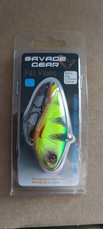 D-SG Fat Vibes 66 6.6cm 21g S 02-Fire Perch