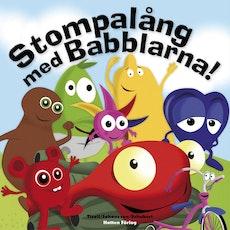 Babblarna Barnbok - Stompalong med Babblarna!