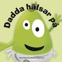 Babblarna Barnbok - Dadda hälsar på