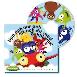 Babblarna CD- Första Albumet