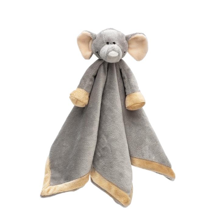 Diinglisar Snuttefilt – Wild Elefant