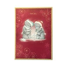 Me to you – Julkort, liten gran 6-pack