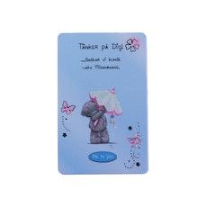 Me To You – Hälsningskort, Tänker på dig, önskar...