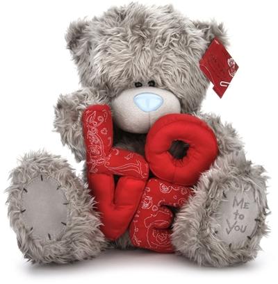 Me To You Gosedjur Nalle Love 30 cm