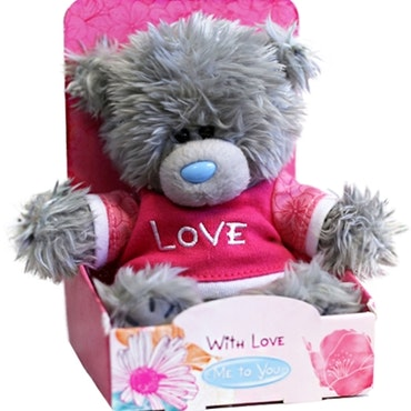 Me To You Gosedjur Nalle Love 13 cm
