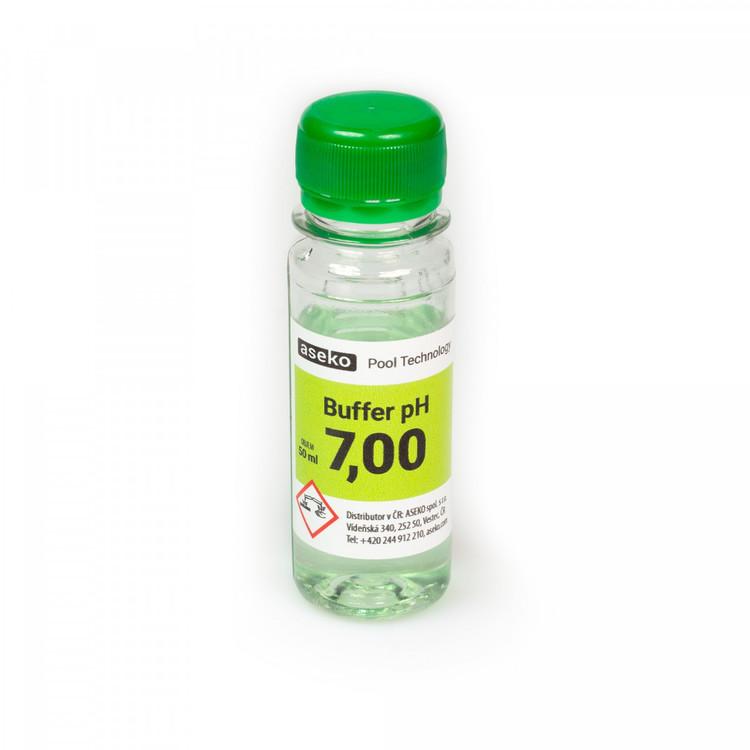Buffervätska / Referensvätska pH 7,00 50ml