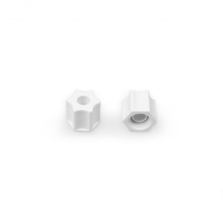 Slangnipplar (2st) för peristaltiskpump PP60