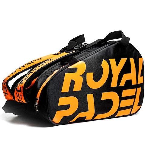 Royal Padelväska Svart/Orange