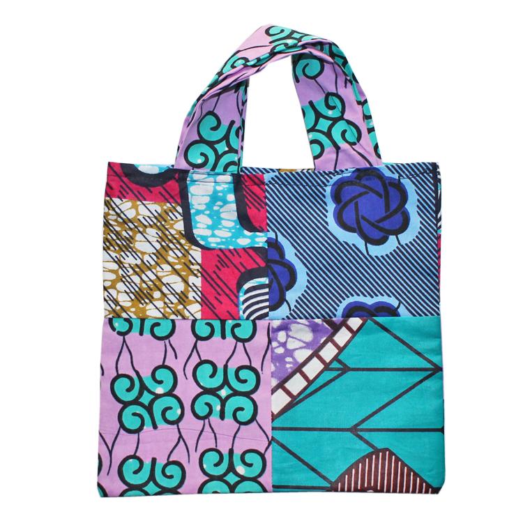 väska med kort handtag