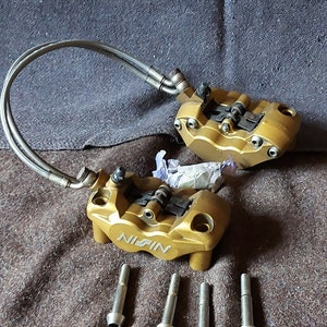 Triumph Daytona 675 2006 - 2011 Brake Calipers