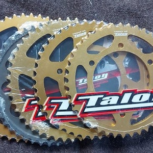Triumph 675 Daytona 06-12 Rear Sprockets 520 Pitch