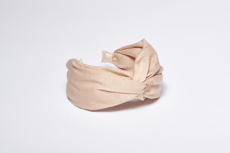 Kopia Pieces by bonbon     Ebba headband Beige