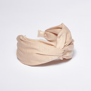 Kopia Pieces by bonbon     Ebba headband Beige