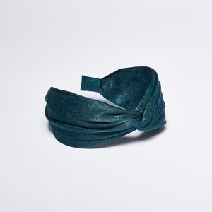 Pieces by bonbon     Ebba headband Green