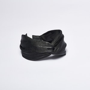 Pieces by bonbon     Ebba headband Black