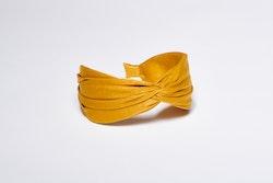 Pieces by bonbon Ebba headband Yellow